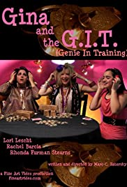 Gina and the G.I.T. (Genie-In-Training) Poster