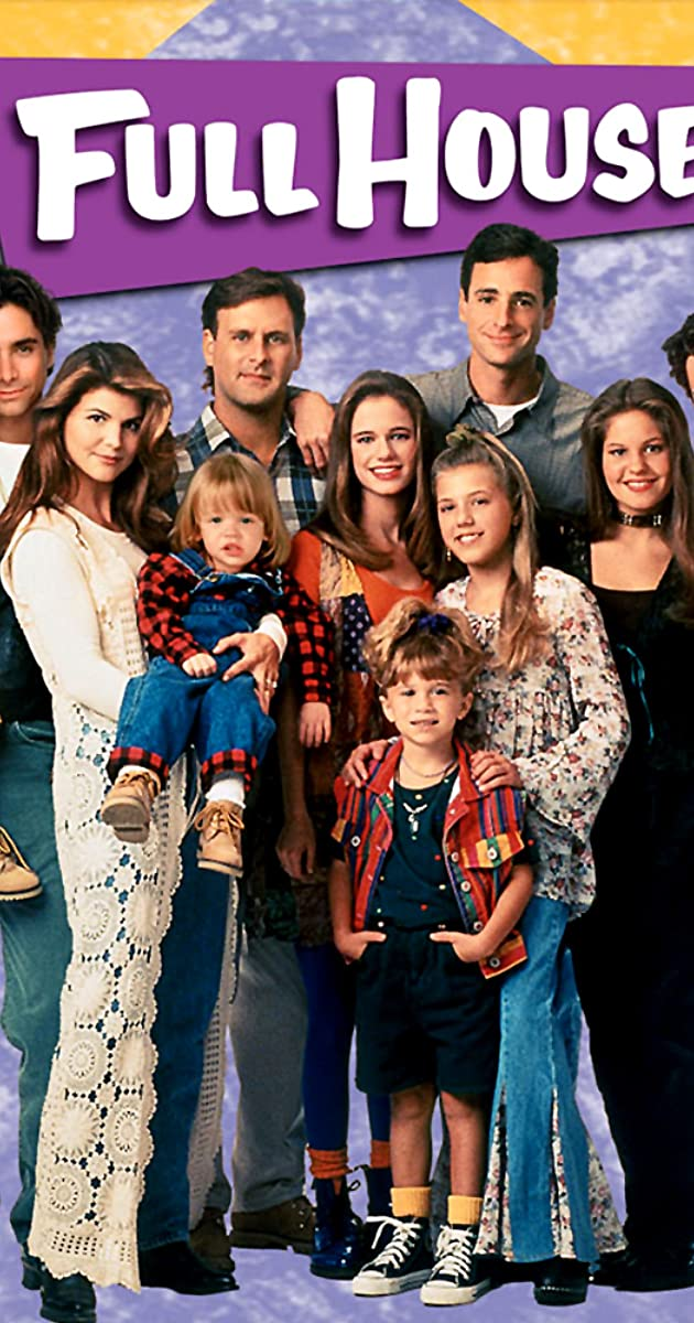 Full house tv series 1987 1995 imdb - House of tv show ...