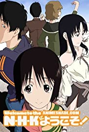 N.H.K ni yôkoso! Poster