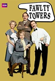 Fawlty Towers: Re-Opened Poster