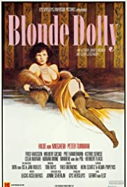 Blonde Dolly Poster