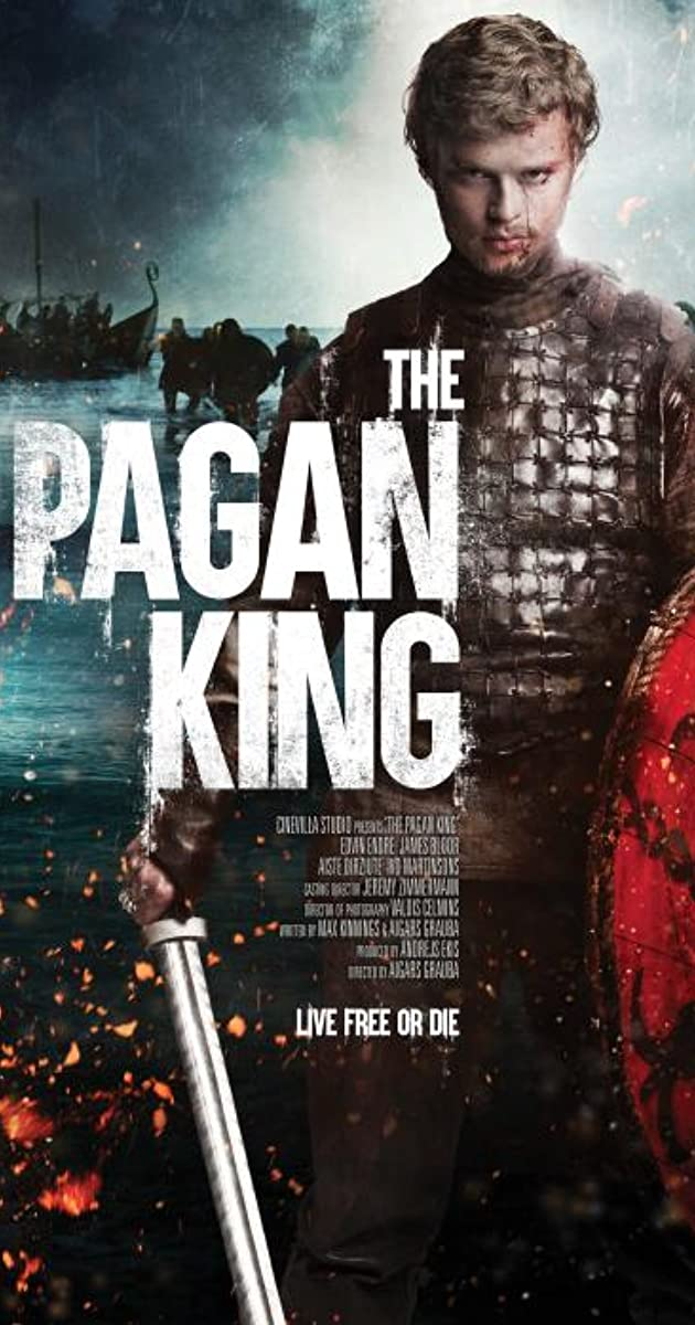 Pagonių žiedas / Pagan King, The (2018)