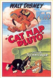 Cat Nap Pluto Poster