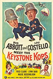 Abbott and Costello Meet the Keystone Kops Poster