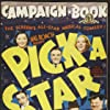 Oliver Hardy, Mischa Auer, Jack Haley, Patsy Kelly, Stan Laurel, Rosina Lawrence, and Lyda Roberti in Pick a Star (1937)