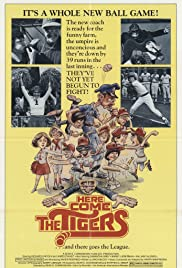 Here Come the Tigers Poster