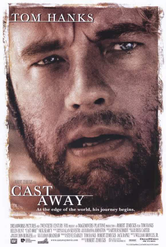 Cast Away 2000 Full Movie 720p BluRay Dual Audio Download