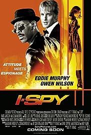 I Spy Poster