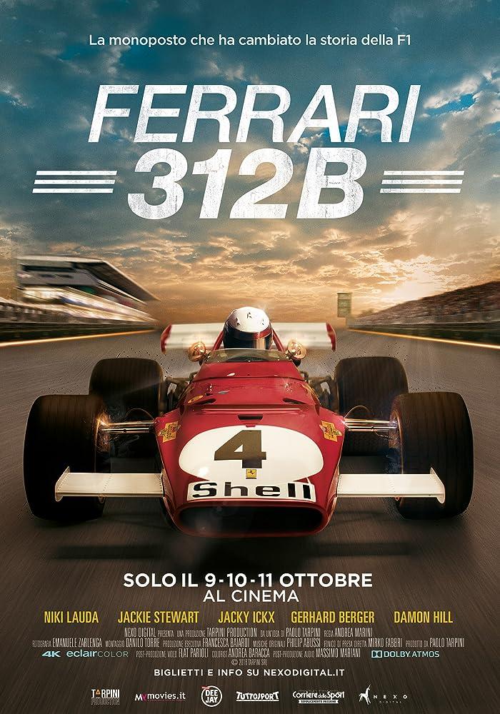 Ferrari 312B Where the Revolution Begins 2017 LiMiTed Bdrip x264-Cadaver
