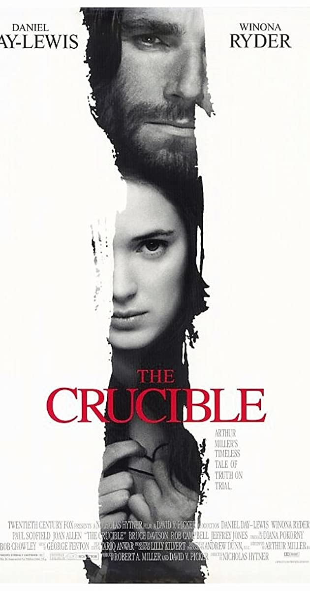 The Crucible 1996 Imdb