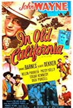 Primary image for In Old California