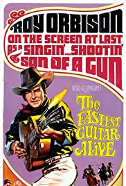 The Fastest Guitar Alive Poster
