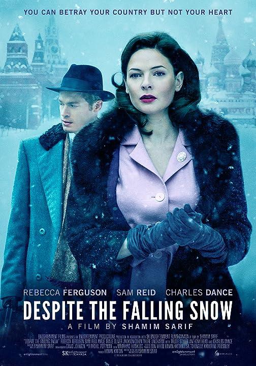 Despite the Falling Snow (2016) 720p BRRip 800MB