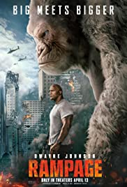 Rampage (2018) Full Movie Watch Online HD Print Free Download