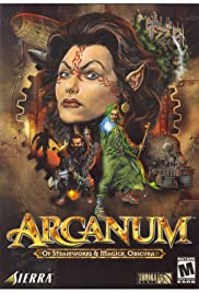 Arcanum: Of Steamworks and Magick Obscura(2001) Poster - Movie Forum, Cast, Reviews