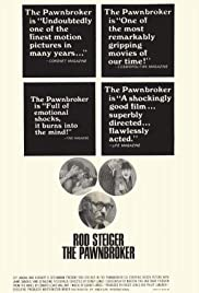 The Pawnbroker (1964) Poster - Movie Forum, Cast, Reviews