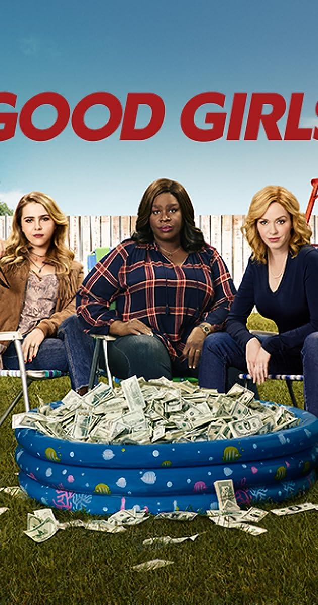 Geros mergaitės 1 sezonas / Good Girls season 1 (2018)