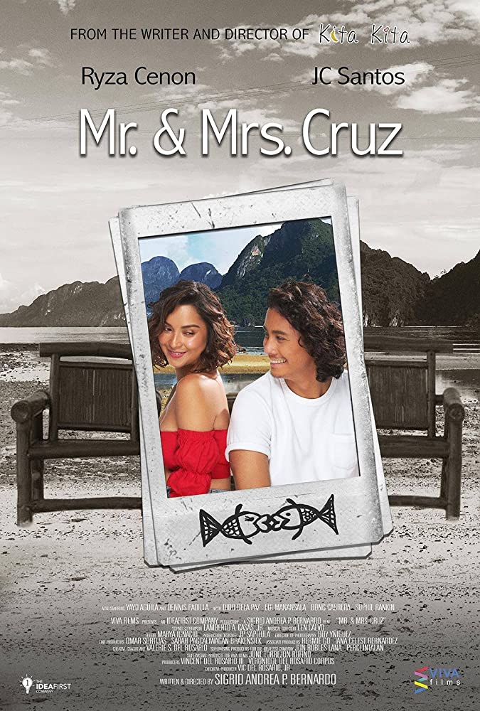 Mr. & Mrs. Cruz (2018) HDRip