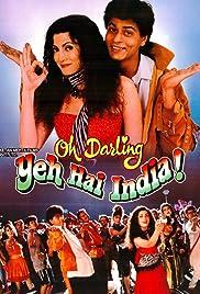 Oh Darling Yeh Hai India Poster