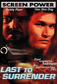 Last to Surrender Poster
