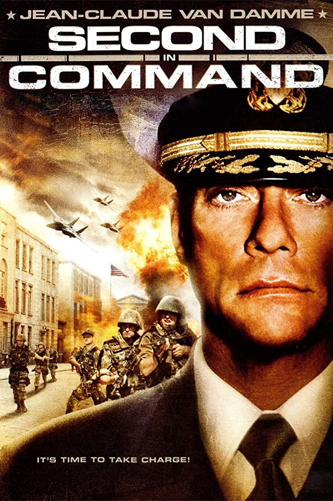 Second in Command (2006) 300MB 480P BRRip Dual Audio [Hindi-English]