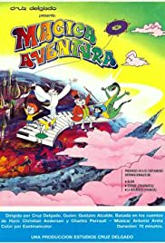 Mágica aventura Poster