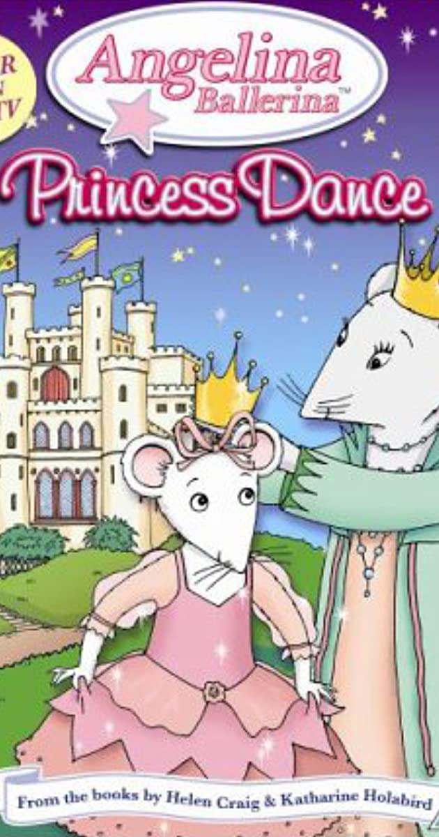 It's just a photo of Unusual Angelina Ballerina Characters