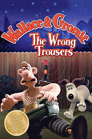 The Wrong Trousers movie poster