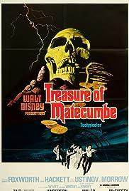 Treasure of Matecumbe Poster