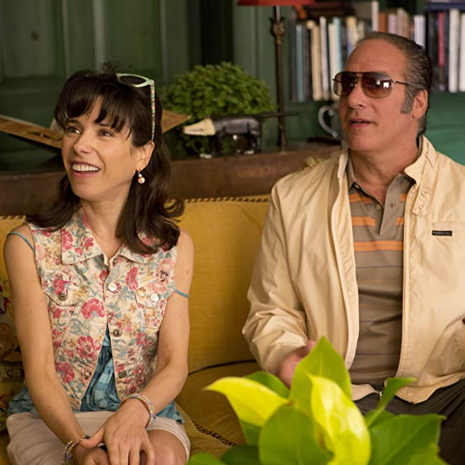 Andrew Dice Clay and Sally Hawkins in Blue Jasmine (2013)