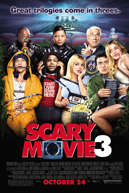 Scary Movie 3 (2003) 720p BRRip Dual Audio Download