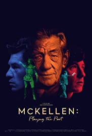 Image result for mckellen playing the part poster