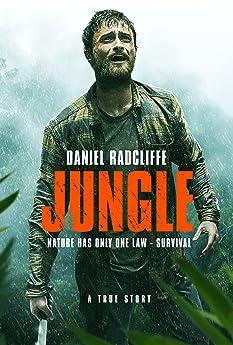 Thomas Kretschmann and Daniel Radcliffe in Jungle (2017)