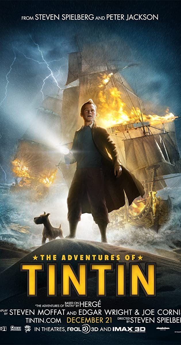 The Adventures of Tintin (2011) - IMDb