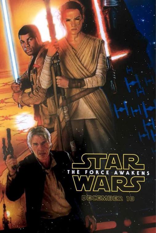 Lucasfilm's Star Wars: The Force Awakens - TV Spot 3