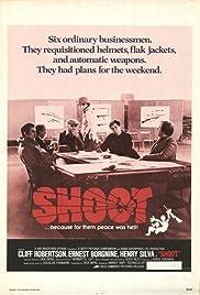 Shoot Poster