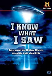 I Know What I Saw(2009) Poster - Movie Forum, Cast, Reviews