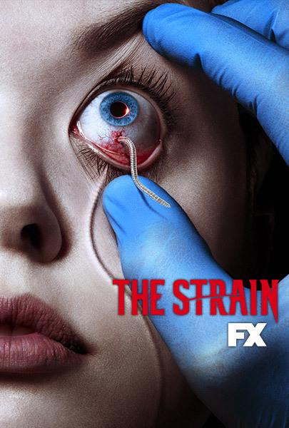 The Strain Besetzung