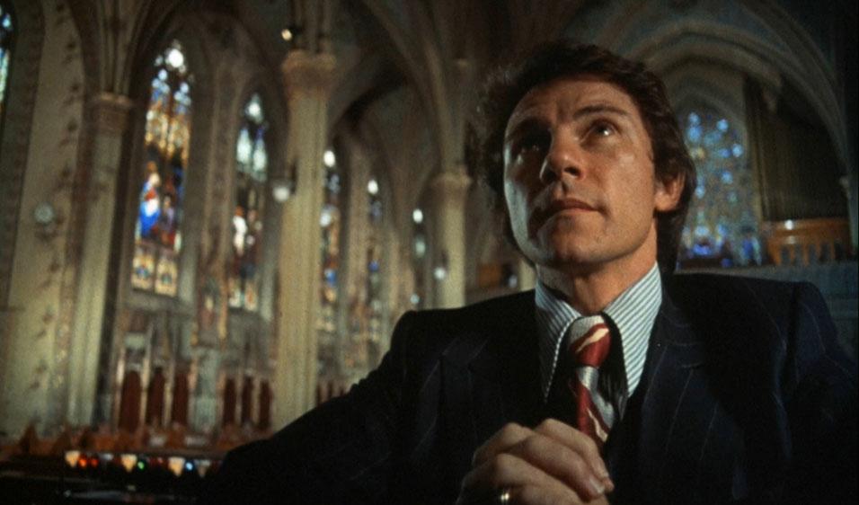 Harvey Keitel in Mean Streets (1973)