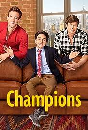 Champions сериал