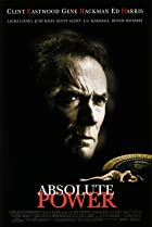 Absolute Power (1997) Poster