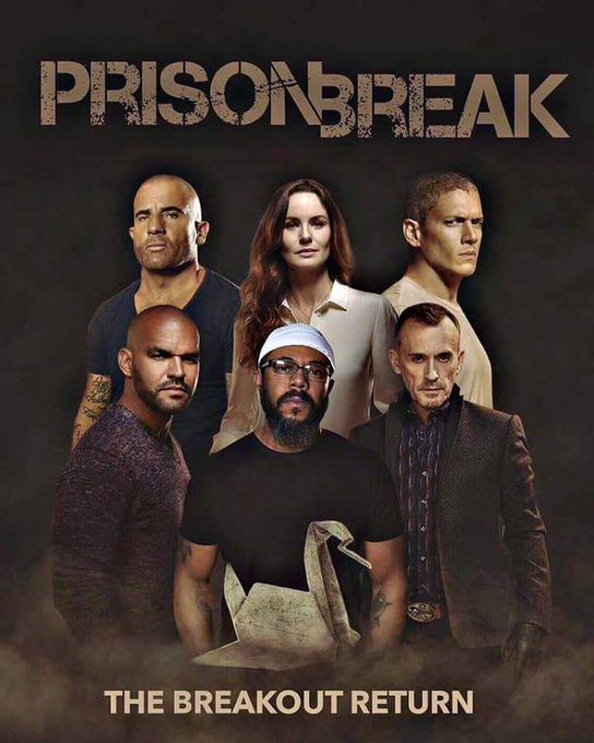 Resurrection: Prison Break (2017)