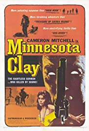 Minnesota Clay Poster