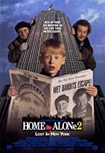 Home alone 2 homeless woman pictures.
