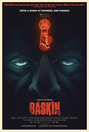 Baskin film Poster