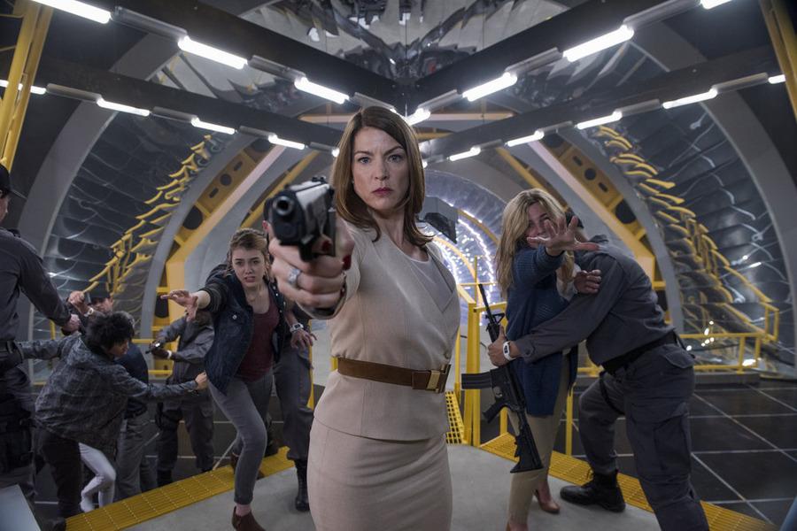 Heroes Reborn: Project Reborn | Season 1 | Episode 13