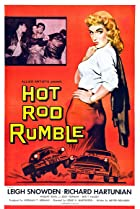 Hot Rod Rumble (1957) Poster