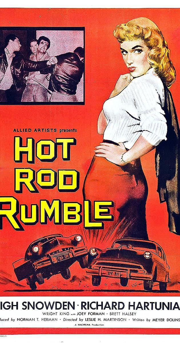 Hot Rod Rumble (1957) - IMDb