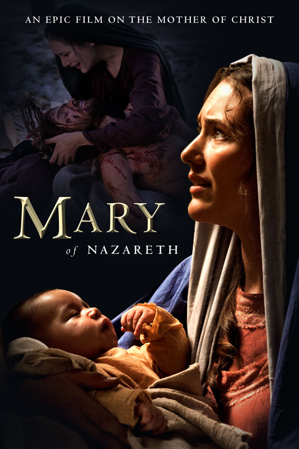 Mary of Nazareth PART 1 (2012) Tagalog Dubbed