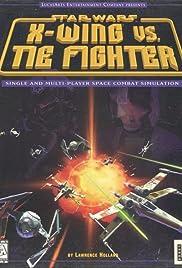 Star Wars: X-Wing vs. TIE Fighter Poster